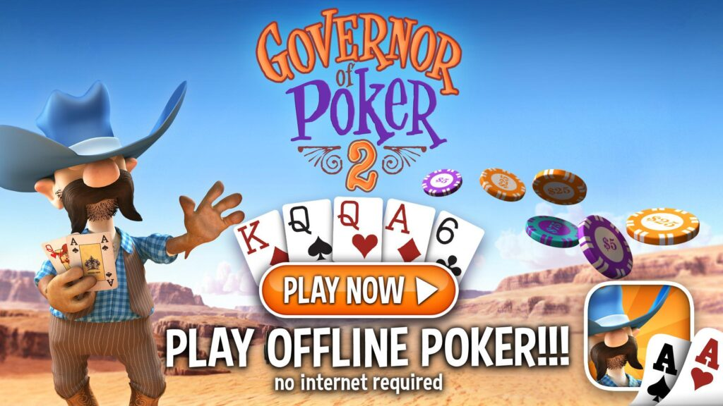 Governor of Poker 2, Game Android Yang Ajak Kamu Rasakan Sensasi Petualangan Poker