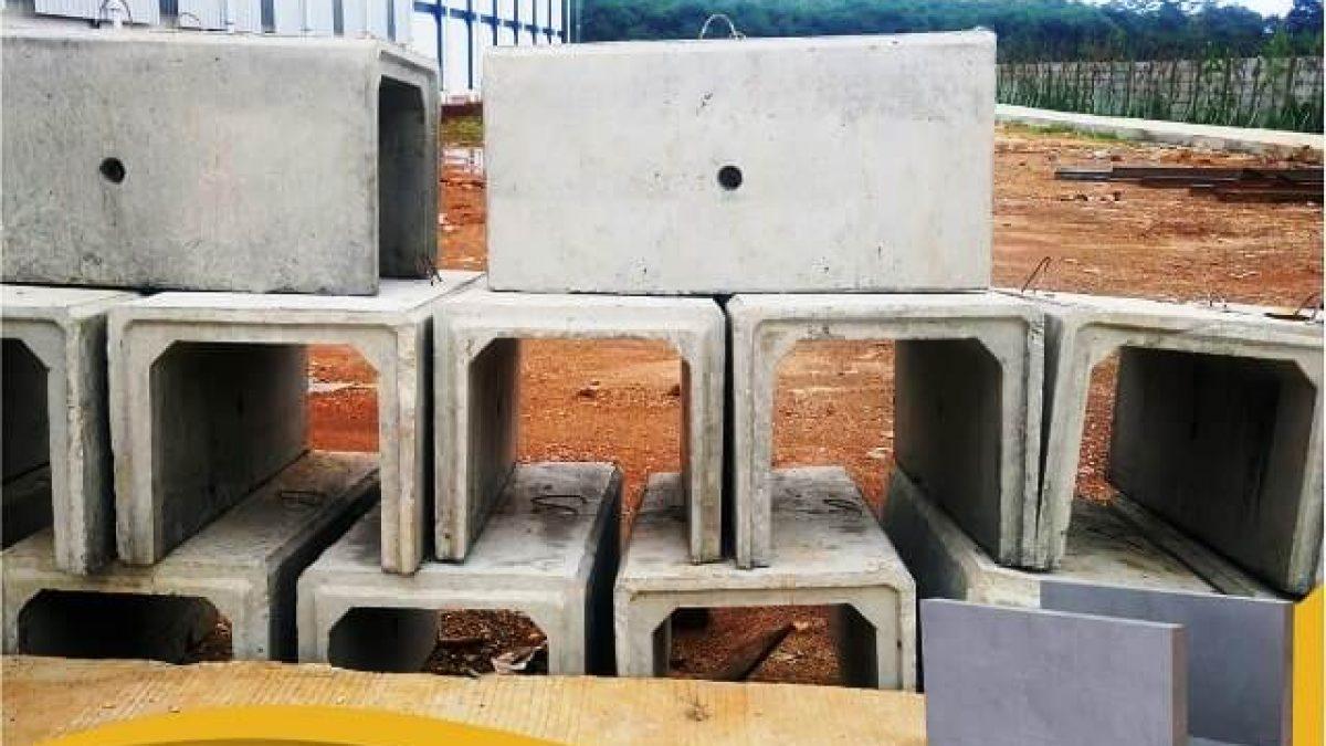 Beton Precast Untuk U Ditch, Keunggulan dan Manfaatnya dalam Konstruksi