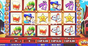 Daftar Permainan Pada Mesin Slot Casino Di Super Lucky Reels