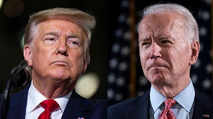 Judi Online Dalam Pertarungan Politik Biden-Trump