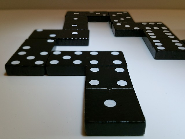 Domino Card Gambling History & Patterns that Reflect the Character of the Player